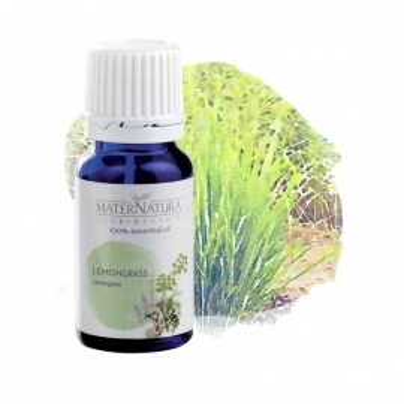 Aceite Esencial Lemongrass MaterNatura
