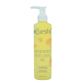 Gel Post-Depilatorio Aloe Vera KUESHI 250 ml