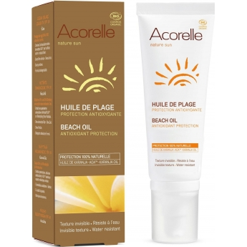 Aceite de playa Karanja Acorelle 75 ml