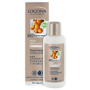 Tónico Facial Age Protection LOGONA 150 ml