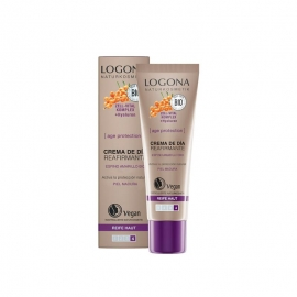 Crema de Día Age Protection LOGONA 30 ml