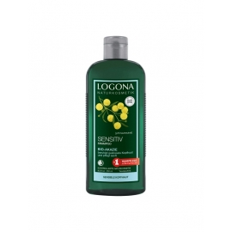 Champú Sensitive Acacia LOGONA 250 ml