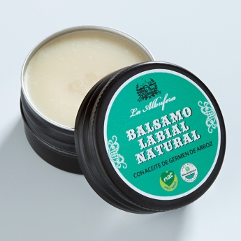 Bálsamo Labial Natural LA ALBUFERA 15 ml