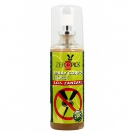 Spray Corporal Antimosquitos ZEROPICK 100 ml