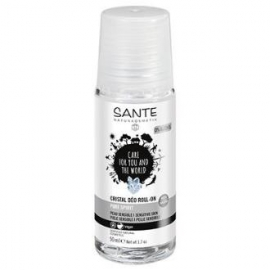 Desodorante Mineral Pure Spirit Roll-On SANTE 50 ml