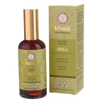 Aceite Capilar de Amla volumen-brillo KHADI 100 ml