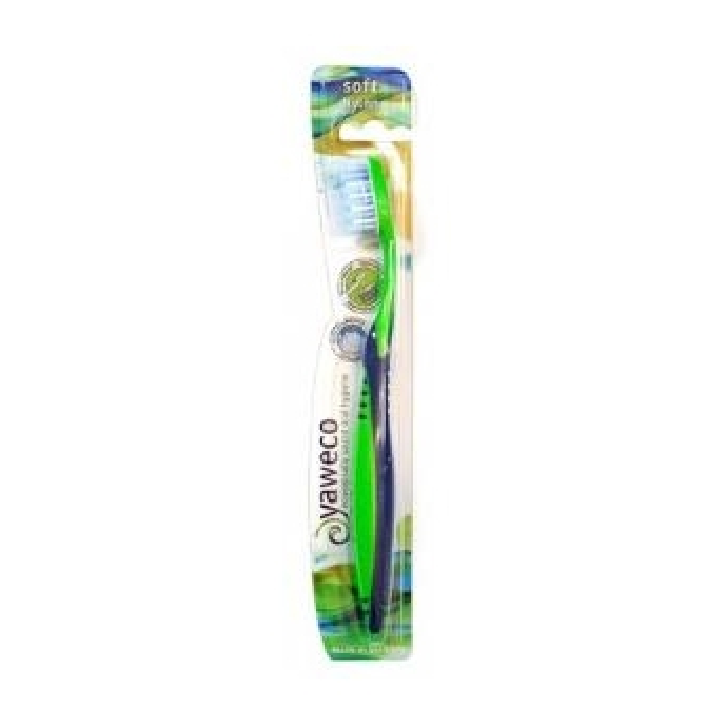 Cepillo Dental Nylon Soft YAWECO