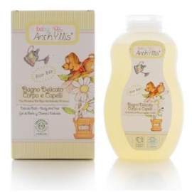 Gel de Baño & Champú Bebé ANTHYLLIS 400 ml