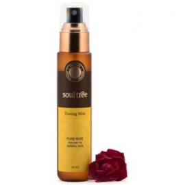 Tónico Facial Rosas SOULTREE 100 ml