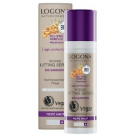 Serum Lifting Age Protection LOGONA 30 ml