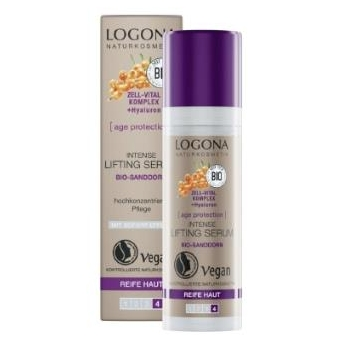 Lifting Serum Age Protection LOGONA 30 ml