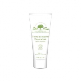 Crema de manos Reparadora DR.TREE 75 ml