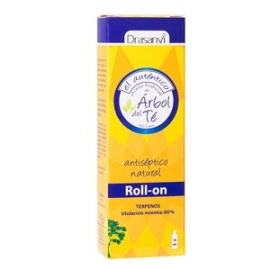 Aceite Arbol del Té roll-on DRASANVI 10 ml