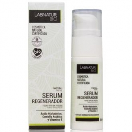 Serum Facial Regenerador Bio LABNATUR 30 ml
