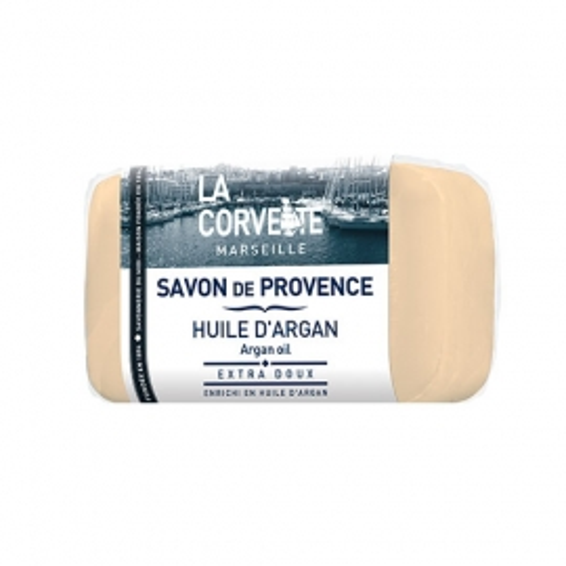 Jabón de Provenza Aceite de Argán LA CORVETTE 100 gr
