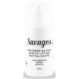Contorno de ojos efecto lifting SAVAGES 15 ml