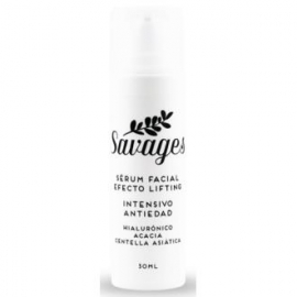 Serum Facial Efecto Lifting SAVAGES 30 ml