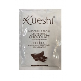 Mascarilla Facial desprendible chocolate KUESHI