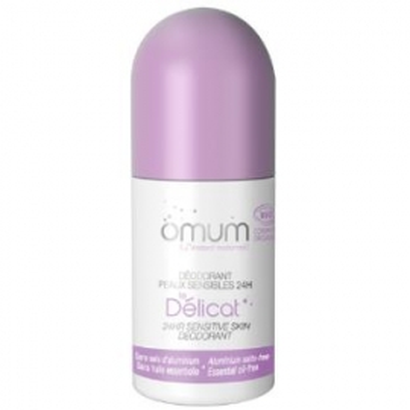 Desodorante Piel Sensible 24 h OMUM 50 ml