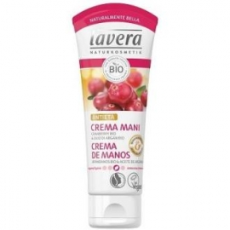 Crema de Manos Antiedad LAVERA 75 ml
