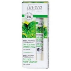 Gel Anti-Acne Menta Stick LAVERA 15 ml