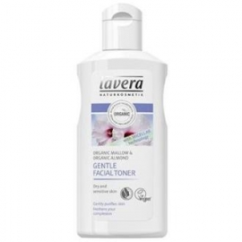 Tónico Facial Suave Malva-Almendras LAVERA 125 ml