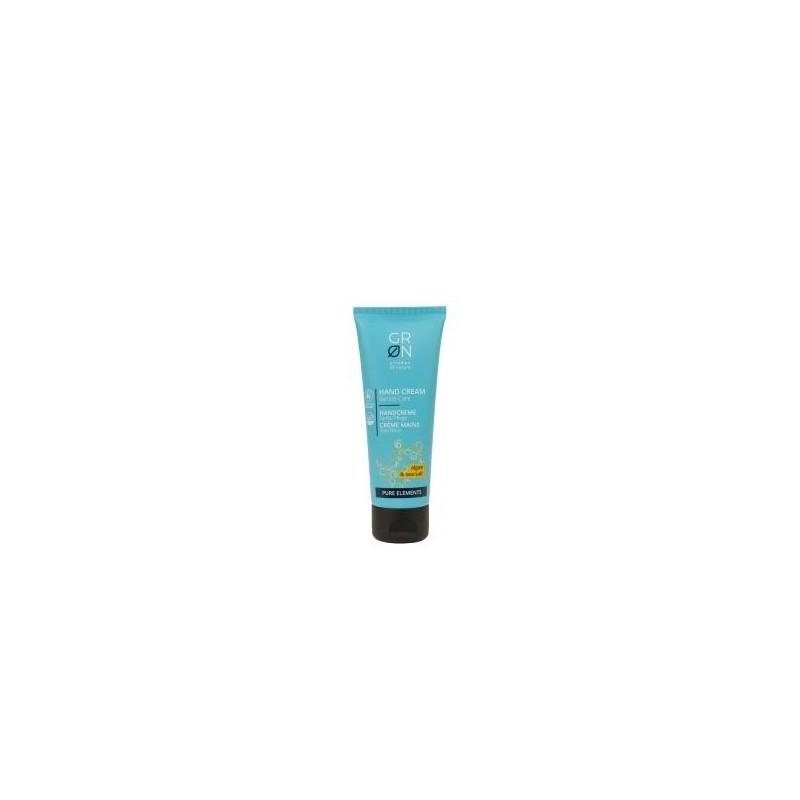 Crema Hidratante Alisadora Rosa Damascena LOGONA 30 ml