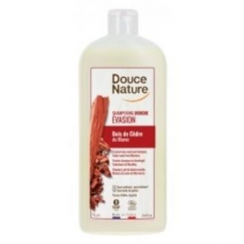Champu & Gel Ducha Cedro de Marruecos DOUCE NATURE 1 litro
