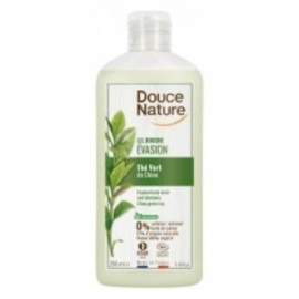 Gel de Ducha Té Verde DOUCE NATURE 250 ml