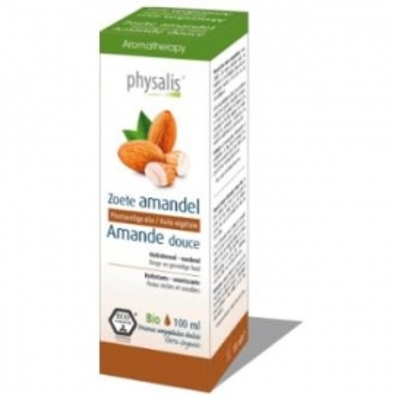 Aceite de Almendras Dulces Bio PHYSALIS 100 ml