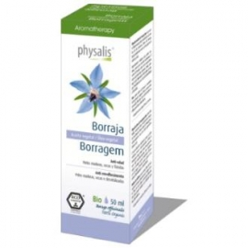 Aceite de Borraja Bio PHYSALIS 50 ml