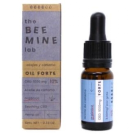 Aceite de Cañamo 10% CBD THE BEEMINE LAB 10 ml