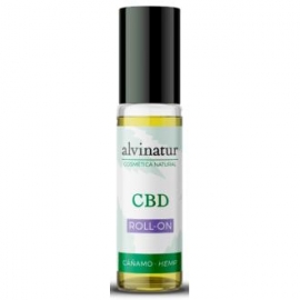 Roll-on CBD ALVINATUR 14 ml