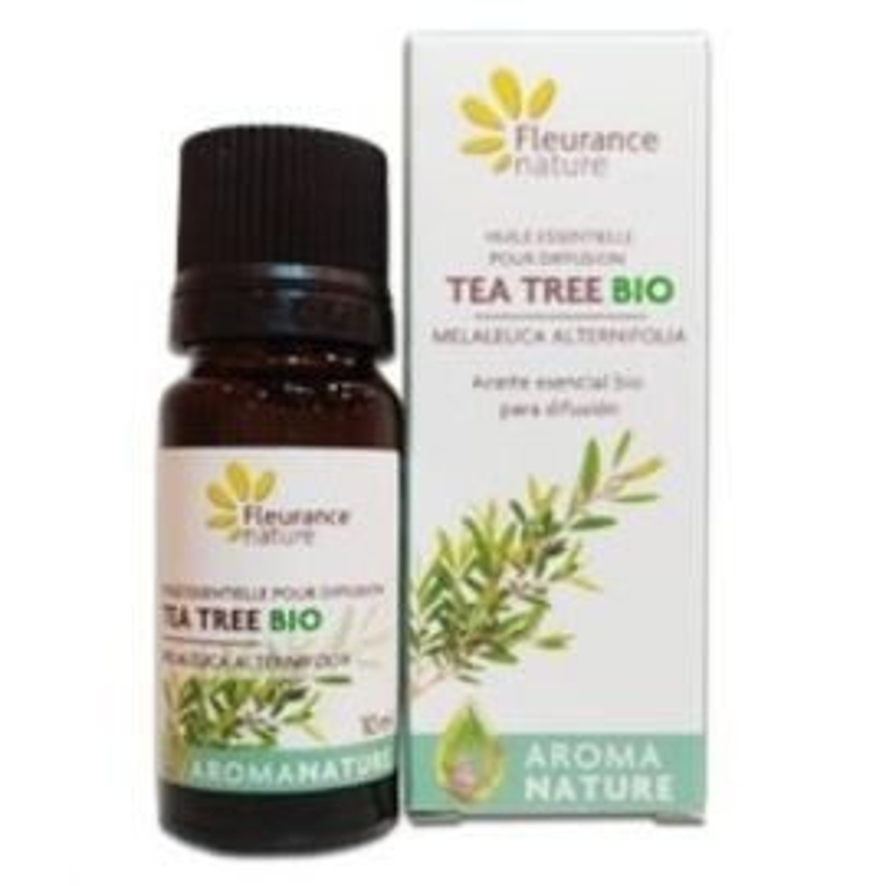 Aceite Esencial de Arbol de Té FLEURANCE NATURE 10 ml