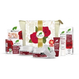 Pack Regalo Rosa Damasco Dr ORGANIC