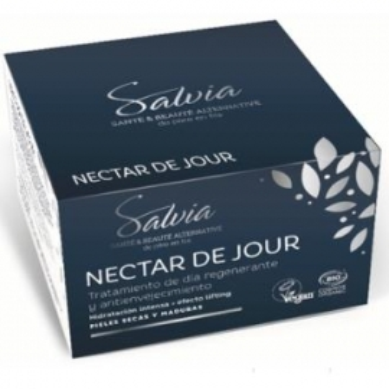 Crema Día Hidratante Efecto Lifting SALVIA 50 ml