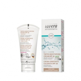 Crema Día Color Claro SPF10 LAVERA 50 ml