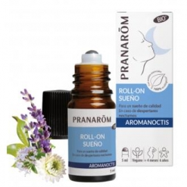 Aromanoctis Sueño Roll-on PRANAROM 5 ml