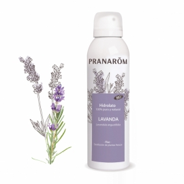 Hidrolato de Lavanda Spray PRANAROM 150 ml