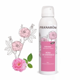 Hidrolato Rosa Damasco Spray PRANAROM 150 ml