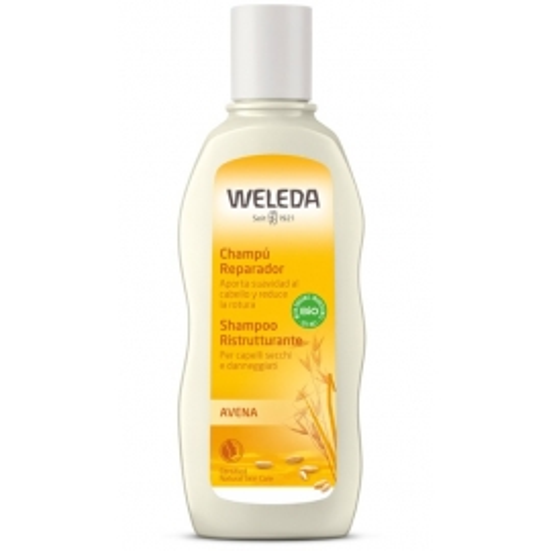 Champú Reparador Avena WELEDA 190 ml
