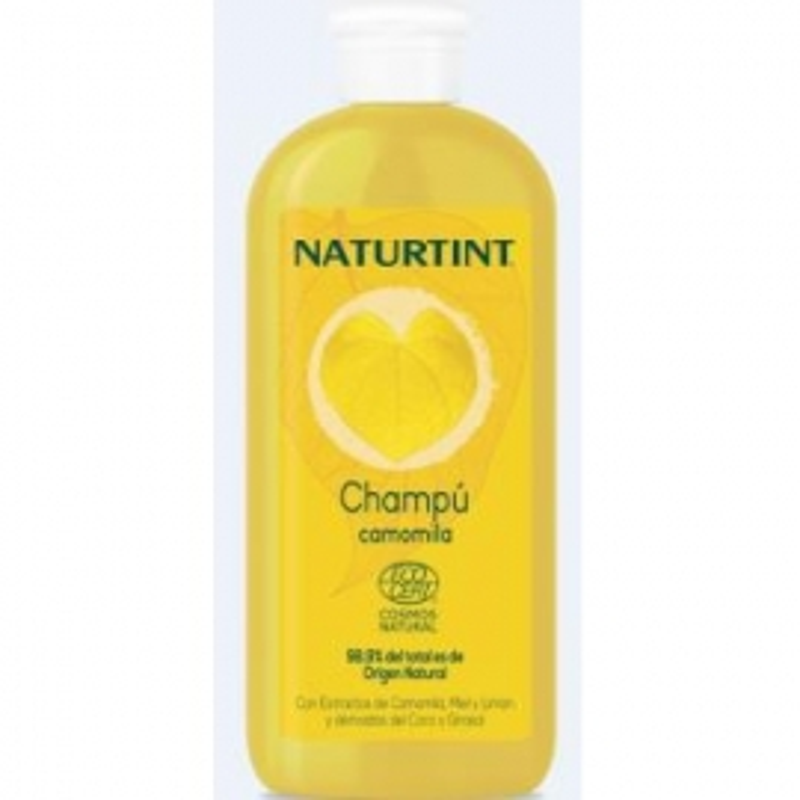 Champu Camomila NATURTINT 330 ml
