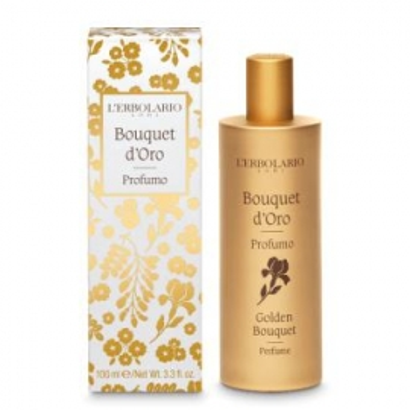 Bouquet de Oro Perfume L'ERBOLARIO
