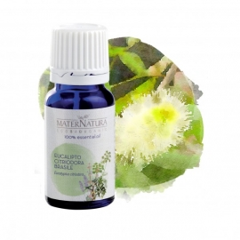 Aceite Esencial de Eucalyptus Citriodora MaterNatura