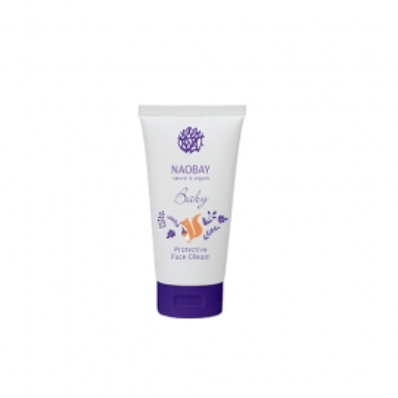 Crema Facial Protectora Baby NAOBAY 100 ml