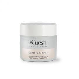 Crema Facial Blanqueante Clarity Cream FPS 20 KUESHI 50 ml